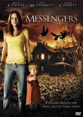 The Messengers Poster featuring Kristen Stewart