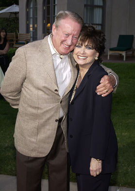 tom poston and suzanne pleshette