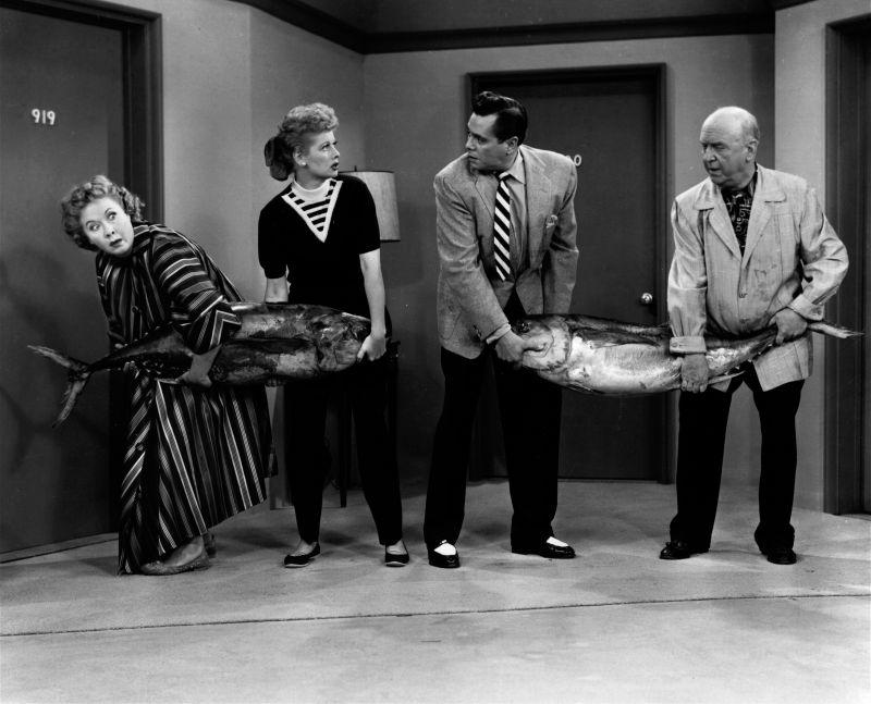 I Love Lucy Scene