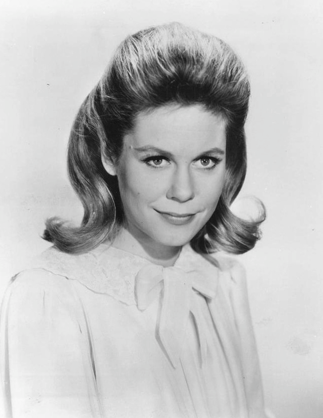 Elizabeth Montgomery Publicity Photo for Bewitched