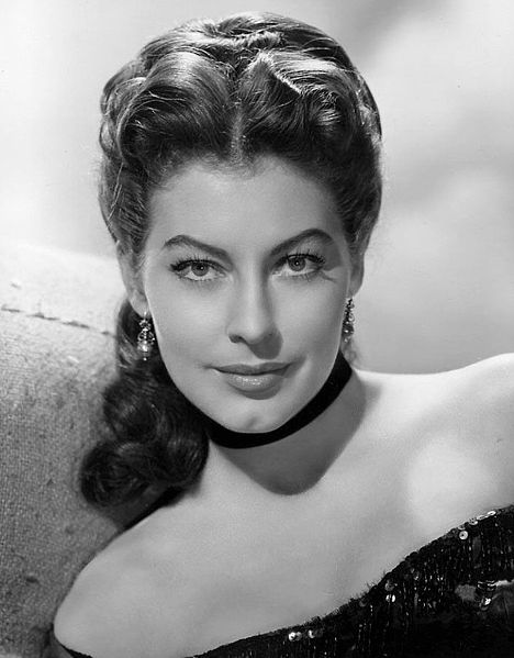 Ava Gardner Show Boat Publicity Photo