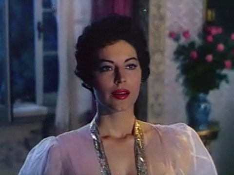 Ava Gardner from the Barefoot Contessa