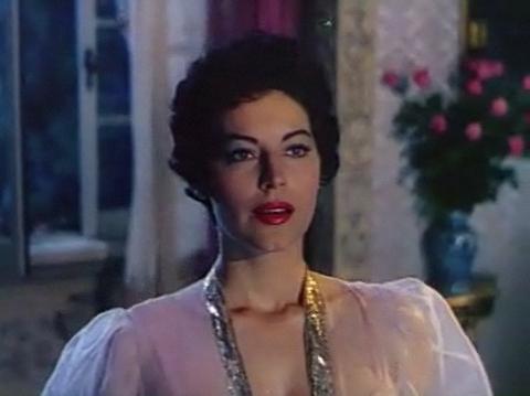 Ava Gardner from the Barefoot Contessa