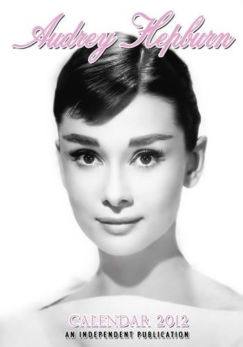 Audrey Hepburn 2012 Calendar