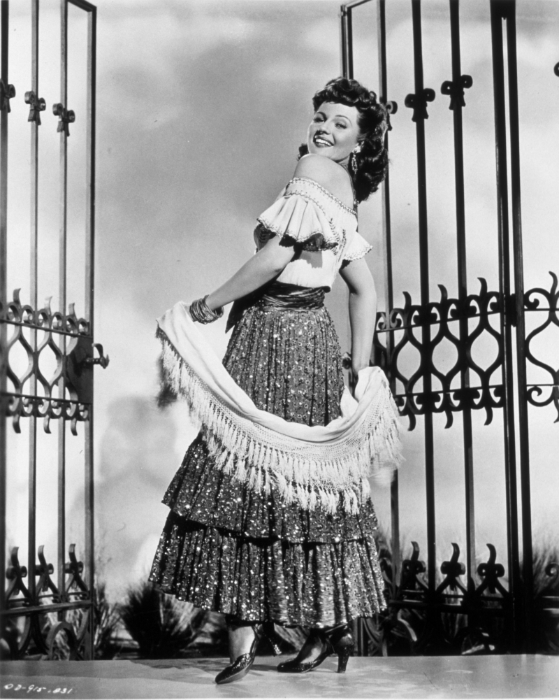 Rita Hayworth, The Loves of Carmen