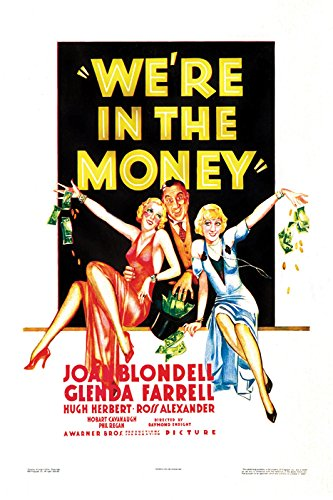 We're in the Money Movie Poster