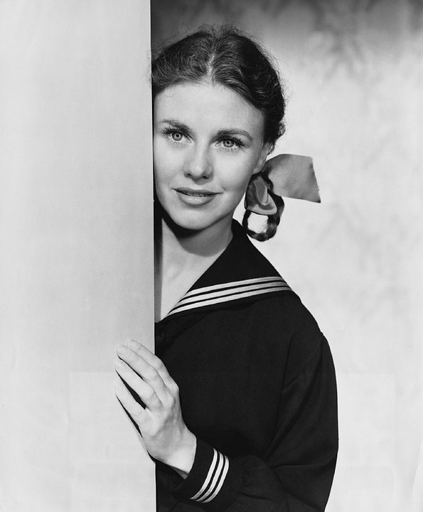 Ginger Rogers Publicity Photo for The Major and the Minor