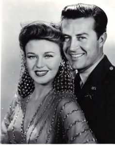 Ginger Rogers and Ray Milland The Major and the Minor