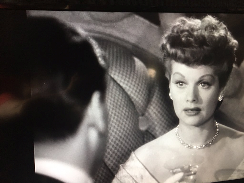 Lucille Ball in Lured