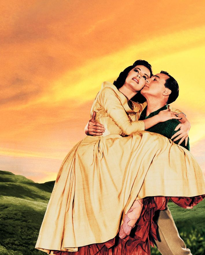 Cyd Charisse and Gene Kelly, Brigadoon