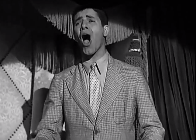 Jerry Lewis The Stooge