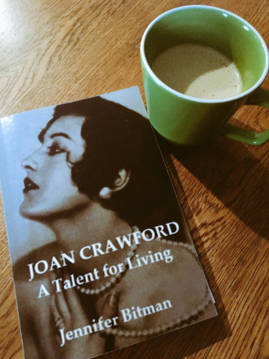 Joan Crawford A Talent for Living
