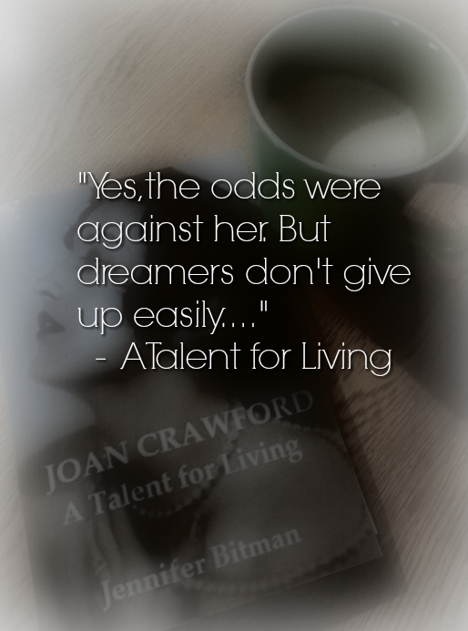 Quote from A Talent for Living