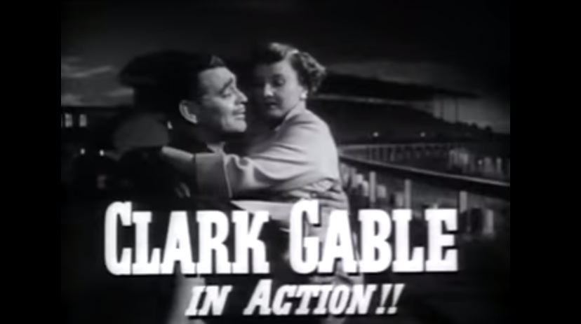 To Please a Lady, starring Clark Gable