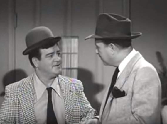 Abbott and Costello Loan Me Fifty Cents Routine