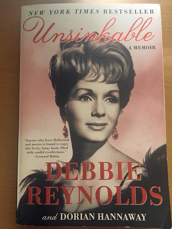 Unsinkable by Debbie Reynolds