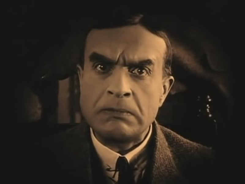 Lothar Mehnert in The Haunted Castle
