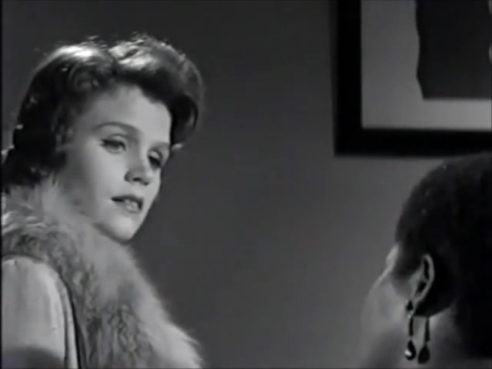 Lee Remick and Odetta in Sanctuary