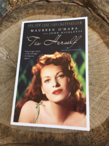 Maureen O'Hara's Autobiography 'Tis Herself