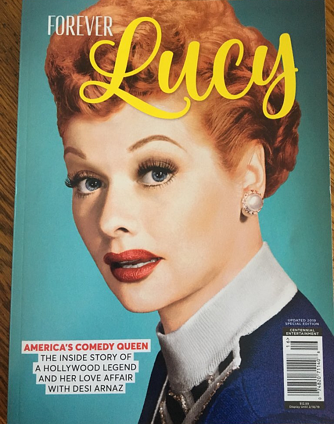Forever Lucy Magazine