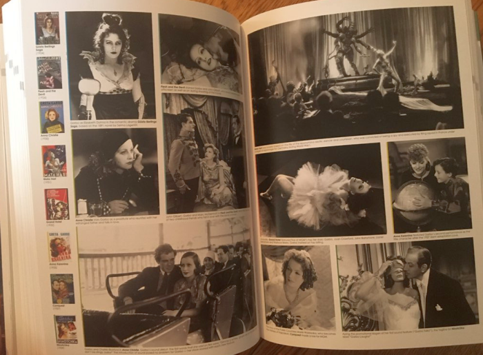 Greta Garbo's Photo Spread