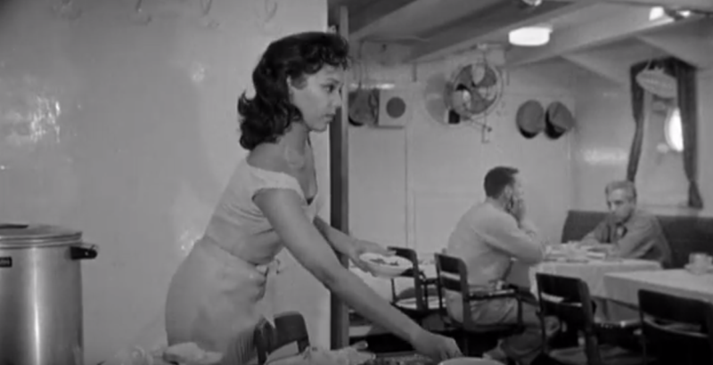 Dorothy Dandridge from The Decks Ran Red