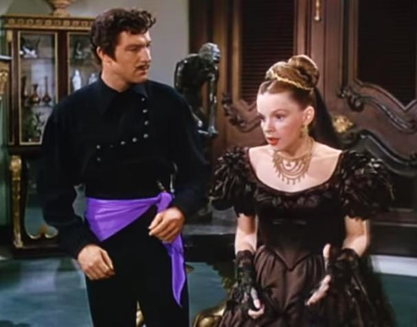 Gene Kelly and Judy Garland The Pirate