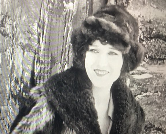 Georgia Hale in The Gold Rush