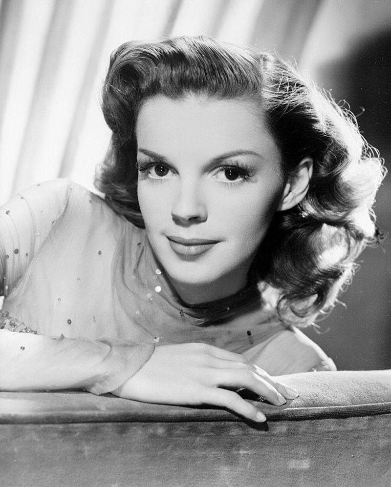 Judy Garland: Promotional Photo for The Harvey Girls