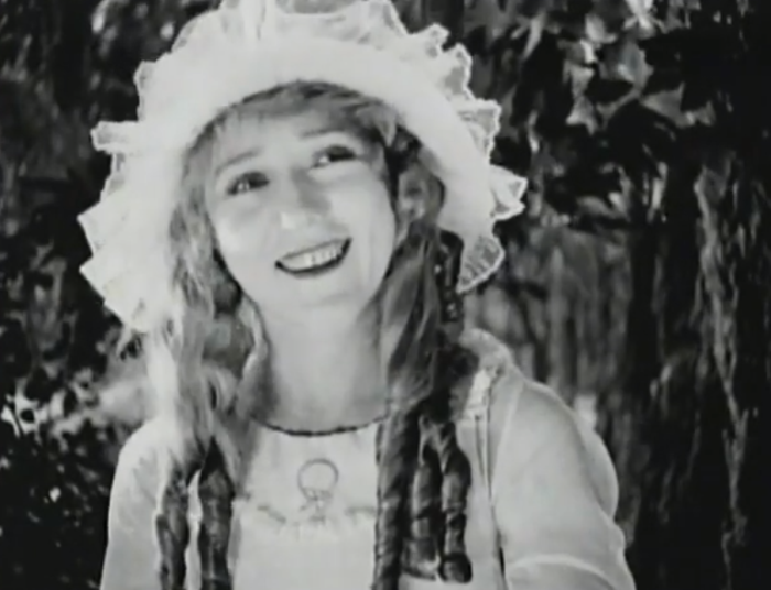 Mary Pickford in The Little Princess