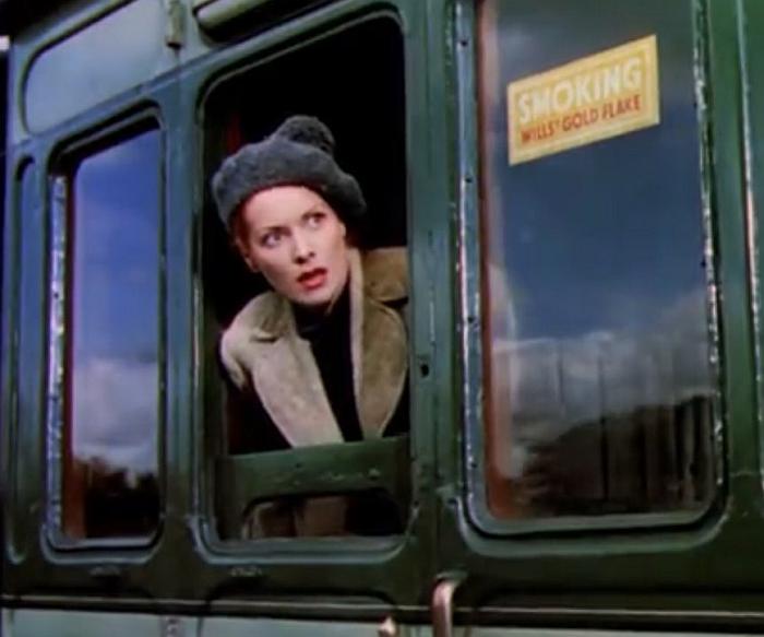 Maureen O'Hara in The Quiet Man