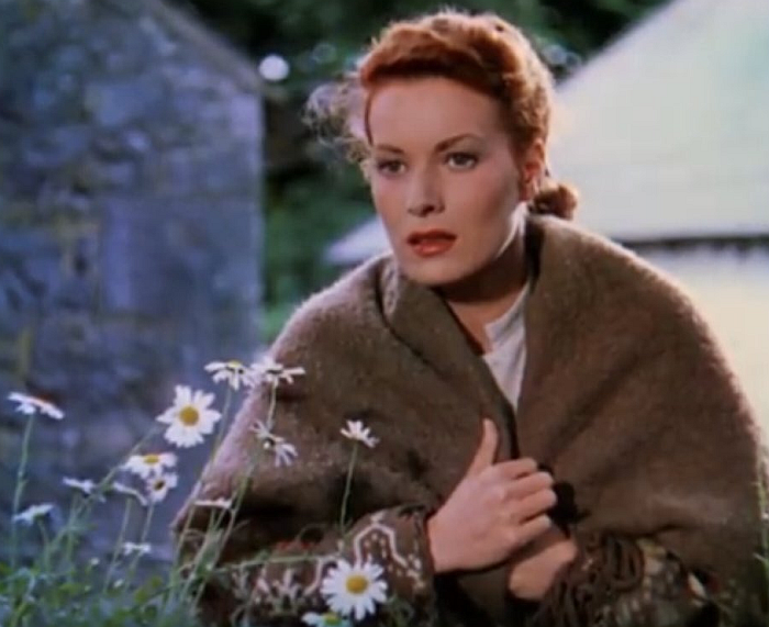 Maureen O'Hara in The Quiet Man
