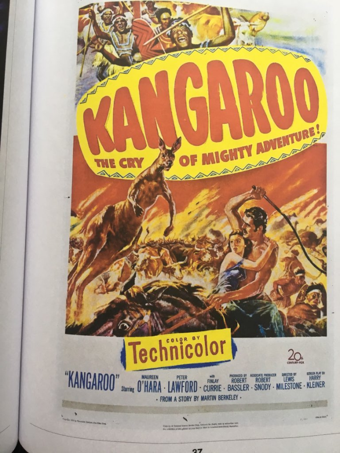 Kangaroo Movie Poster