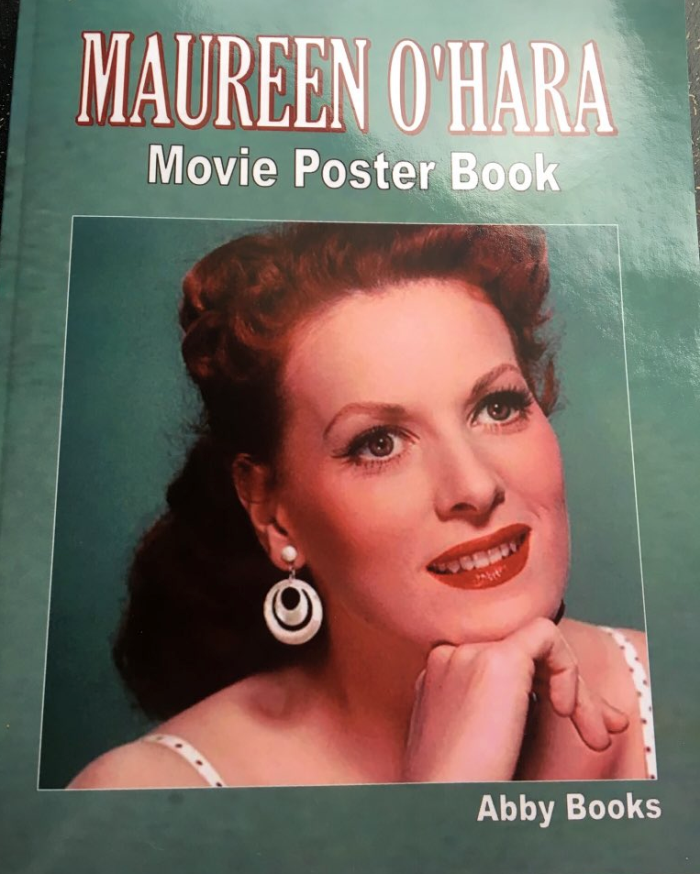 Maureen O'Hara Movie Poster Book