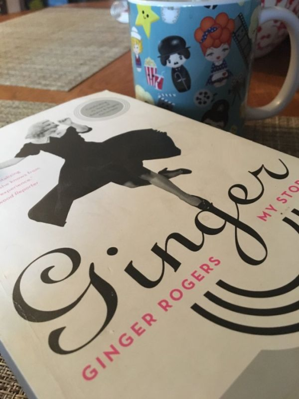 Ginger Rogers Autobiography