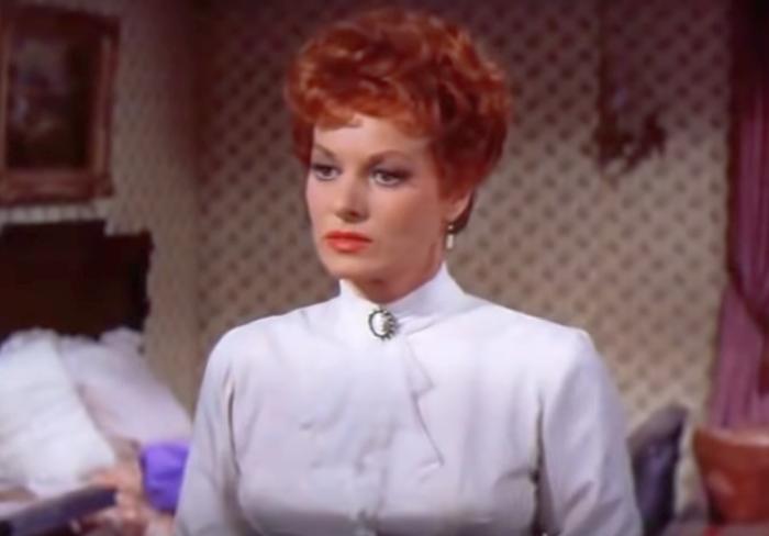 Maureen O'Hara, McLintock