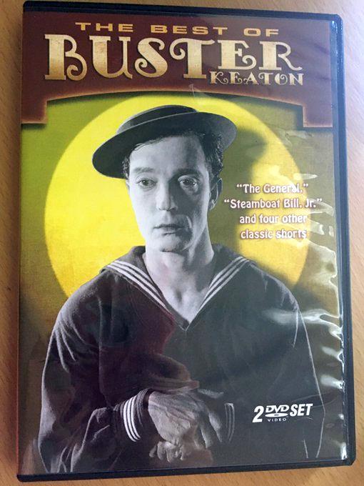 Buster Keaton DVD Set