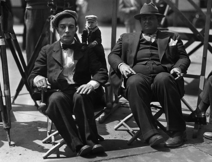 Buster Keaton, The Cameraman