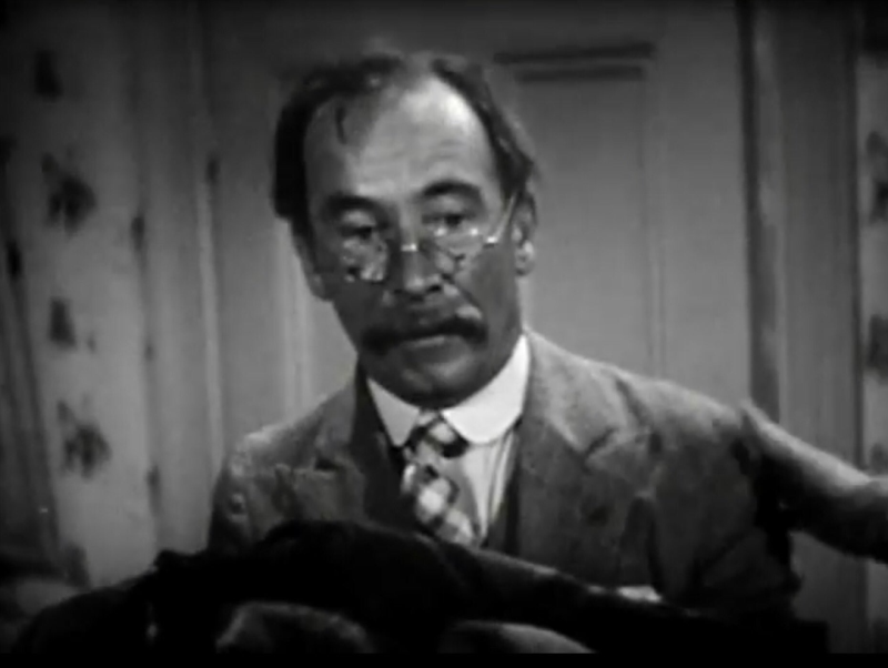 "Andy Clyde in the 1940 ""Short"" A Bundle of Bliss"
