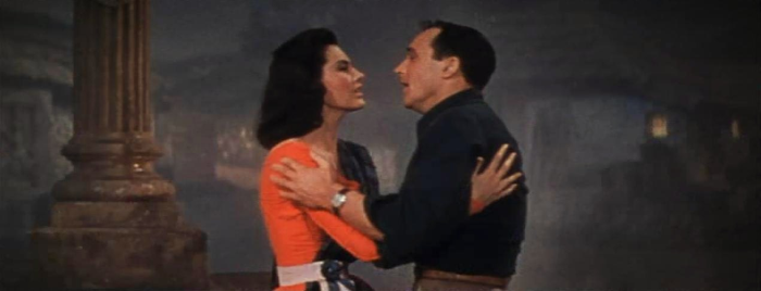 Cyd Charisse and Gene Kelly Brigadoon