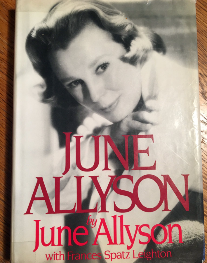 June Allyson's Autobiography