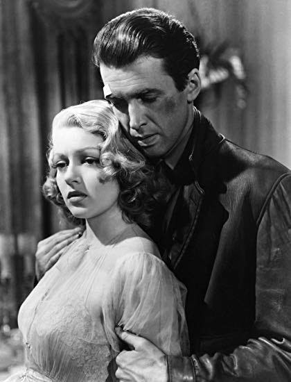 Lana Turner and James Stewart Ziegfeld Girl