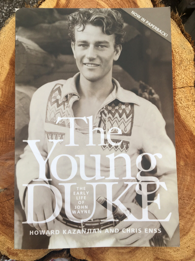 The Young Duke: A John Wayne Biography