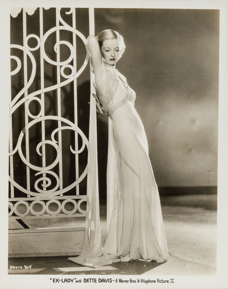 Bette Davis, Ex Lady (1933)