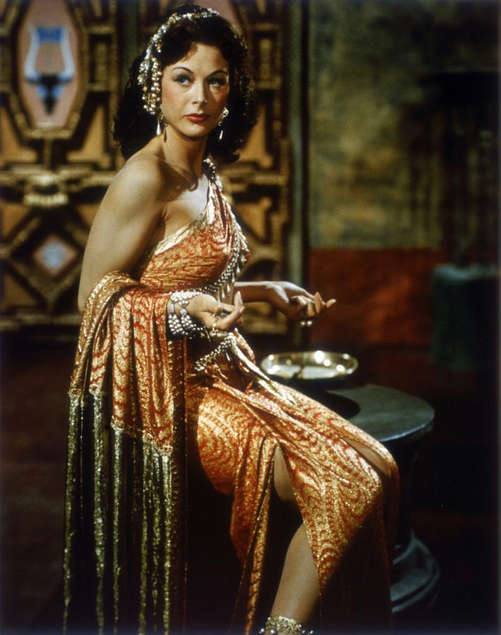 Hedy Lamarr, Samson and Delilah