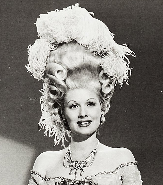 Lucille Ball, Du Barry was a Lady (1943)