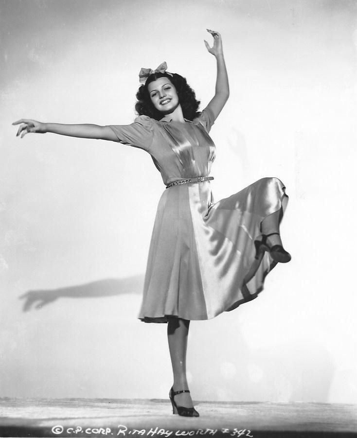 Rita Hayworth, Music in My Heart