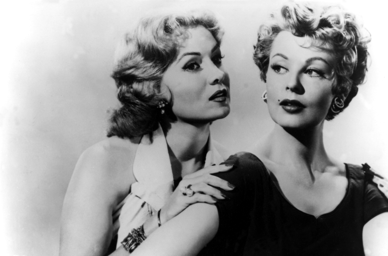 Slightly Scarlet: Arlene Dahl and Rhonda Fleming