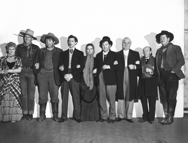 Stagecoach Cast