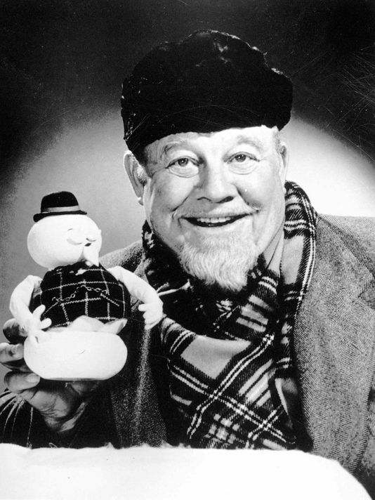 Burl Ives and Sam the Snowman, Rudolph the Red-Nosed Reindeer